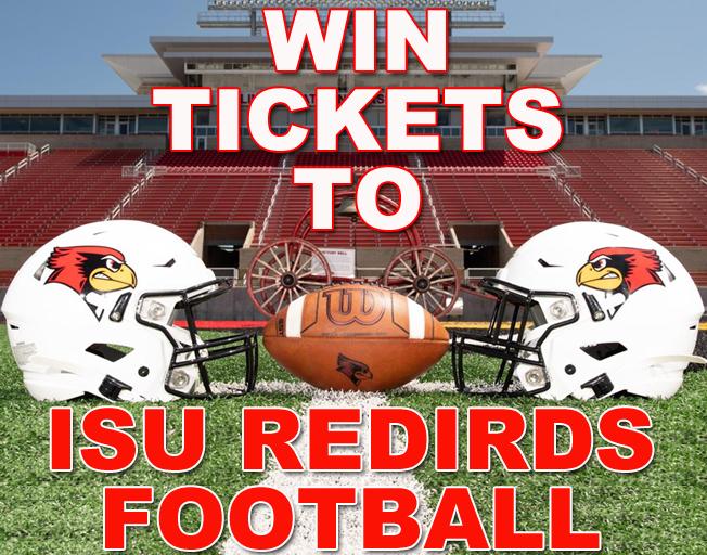 Win ISU Football vs. Western Illinois Tickets with WJBC