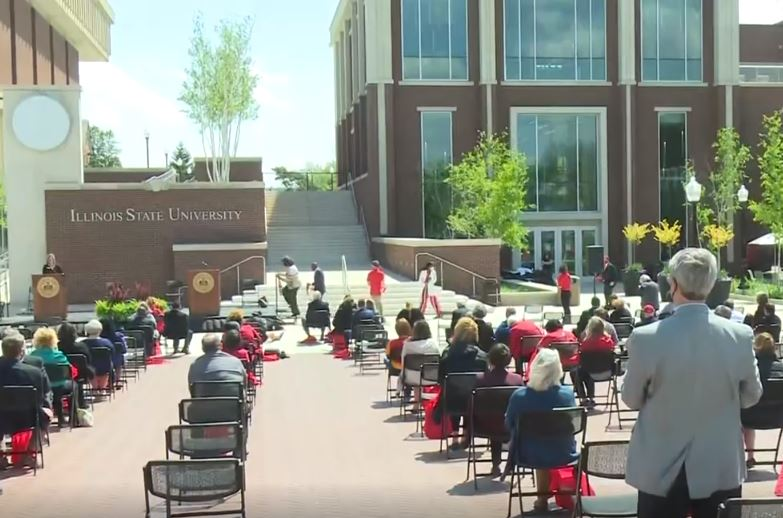 ISU rededicates Bone Student Center after $33 million upgrade