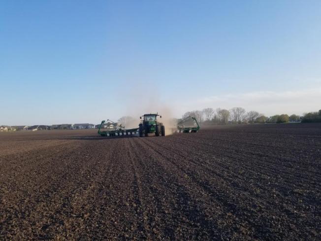 Weekly USDA crop report