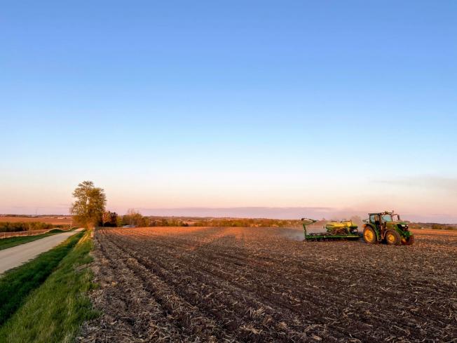 McLean County farmers making good progress