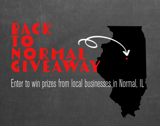 WJBC's 'Back to Normal' Giveaway
