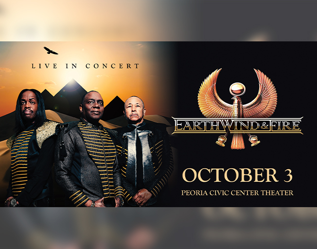Scott Miller Has Earth, Wind & Fire Tickets to Giveaway