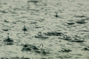Heavy rainfall expected over the weekend