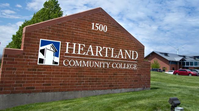 Heartland sees enrollment increase