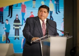 Gov. Pritzker submits a request for federal funding to help McLean County residents