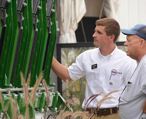 Farm Progress Show underway in Decatur