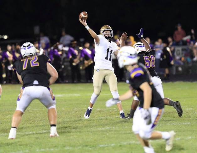 Central Catholic battles PBL in Week 3 of high school football
