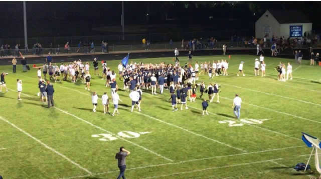 Last second victory for Central Catholic over PBL to remain unbeaten