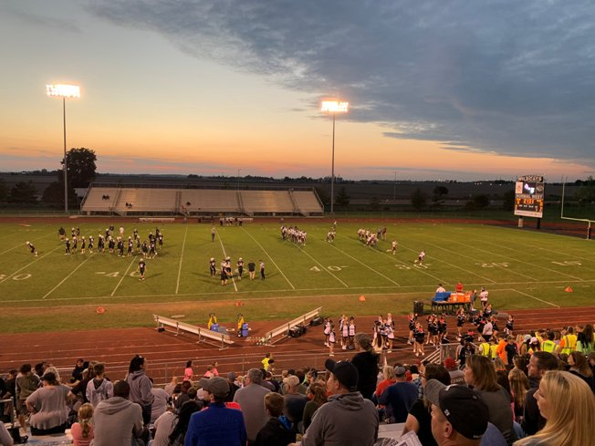 Week 7 High School Football: Normal West with a 28-14 win over Danville