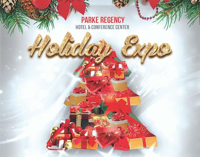 Holiday Expo at Parke Regency Hotel