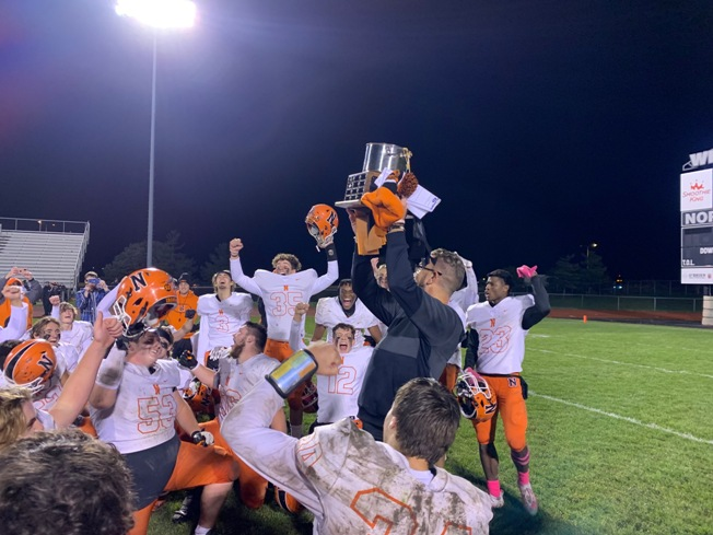 Chili Bowl: Normal Community 45-7 over Normal West