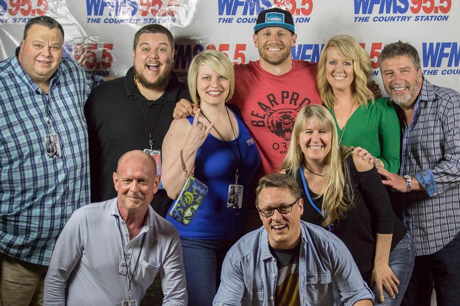 Chase Rice Meet & Greet Photos