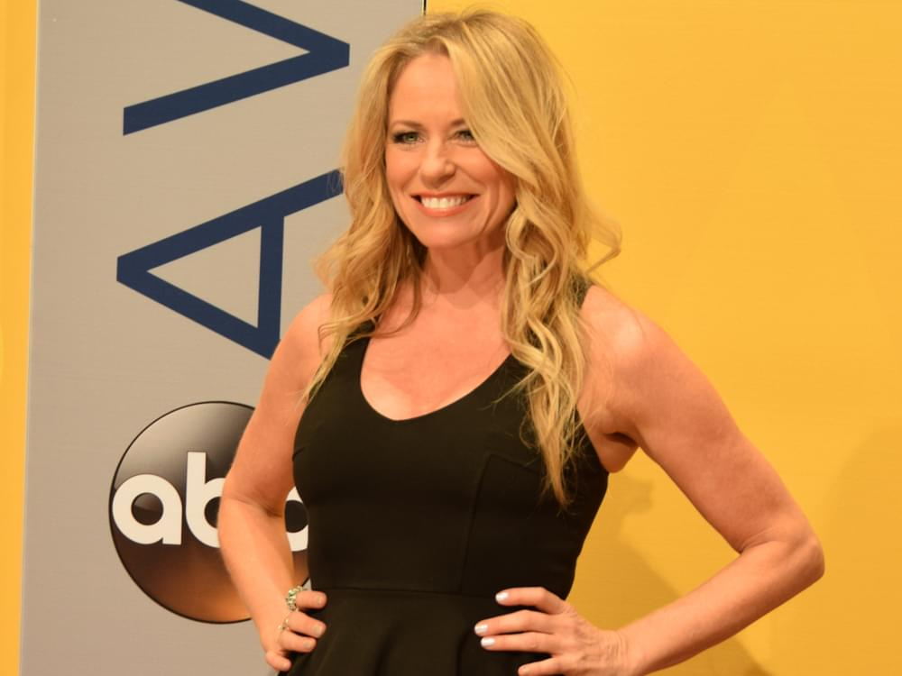 """Strawberry Wine"" Singer Deana Carter Gets Married"