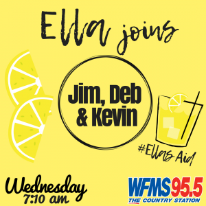 JDK Welcome Ella as their Special Guest