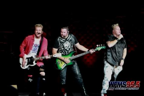 Rascal Flatts Concert Photos