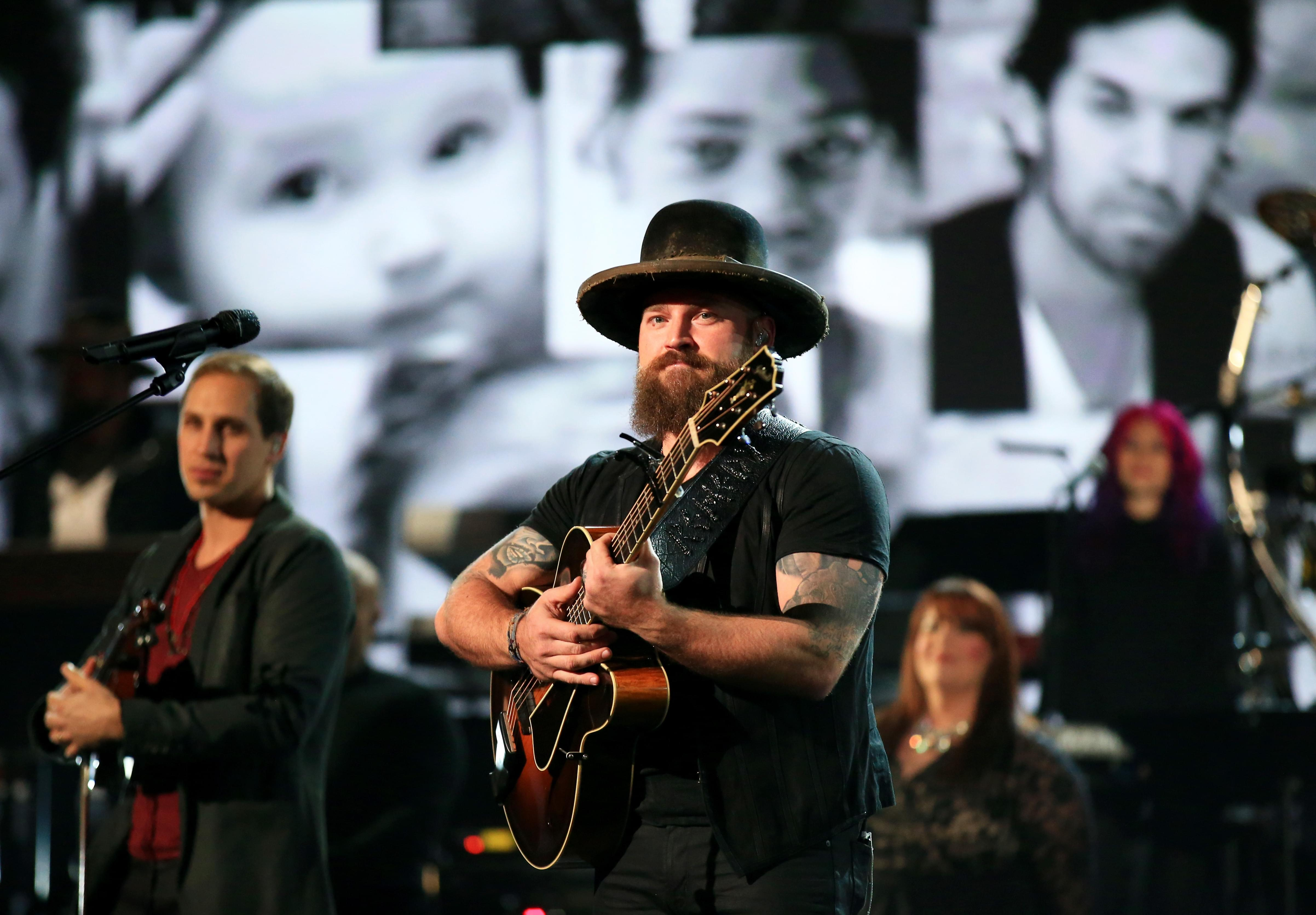Zac Brown Band Headlining IMS 2019 Legends Day Concert