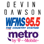 Devin Dawson in the WFMS Metro by T-Mobile Acoustic Lounge