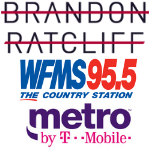 Brandon Ratcliff Performs In The WFMS Metro by T-Mobile Lounge