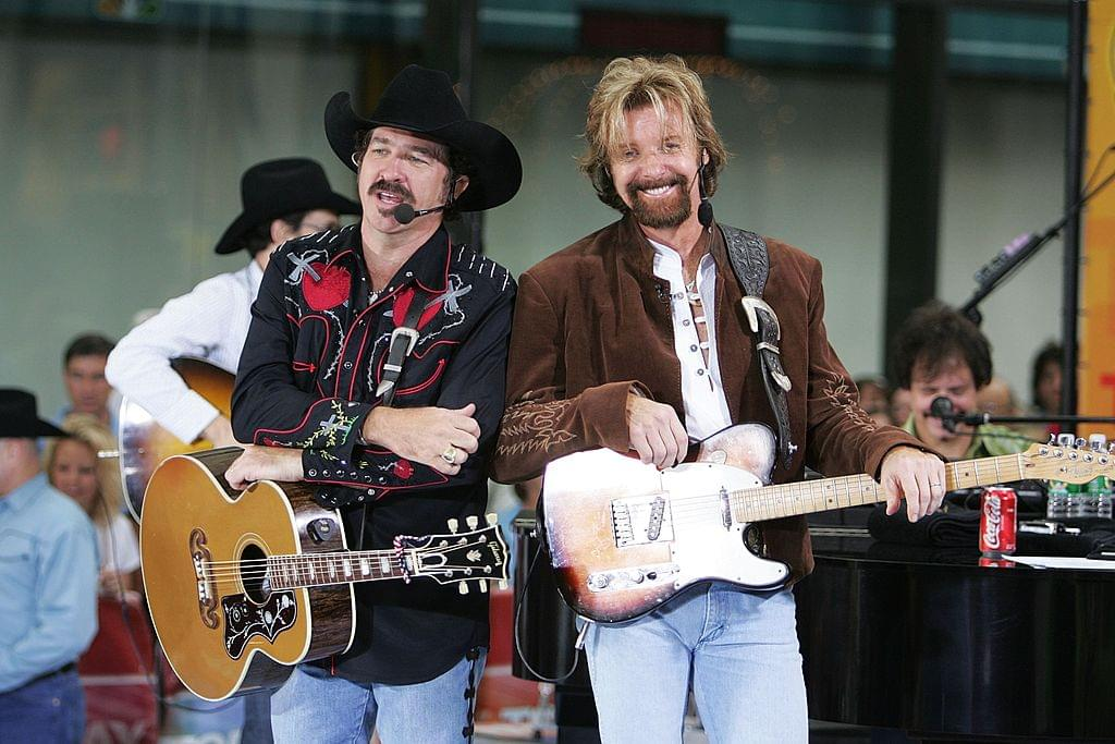 Jack's Favorite Brooks & Dunn Songs