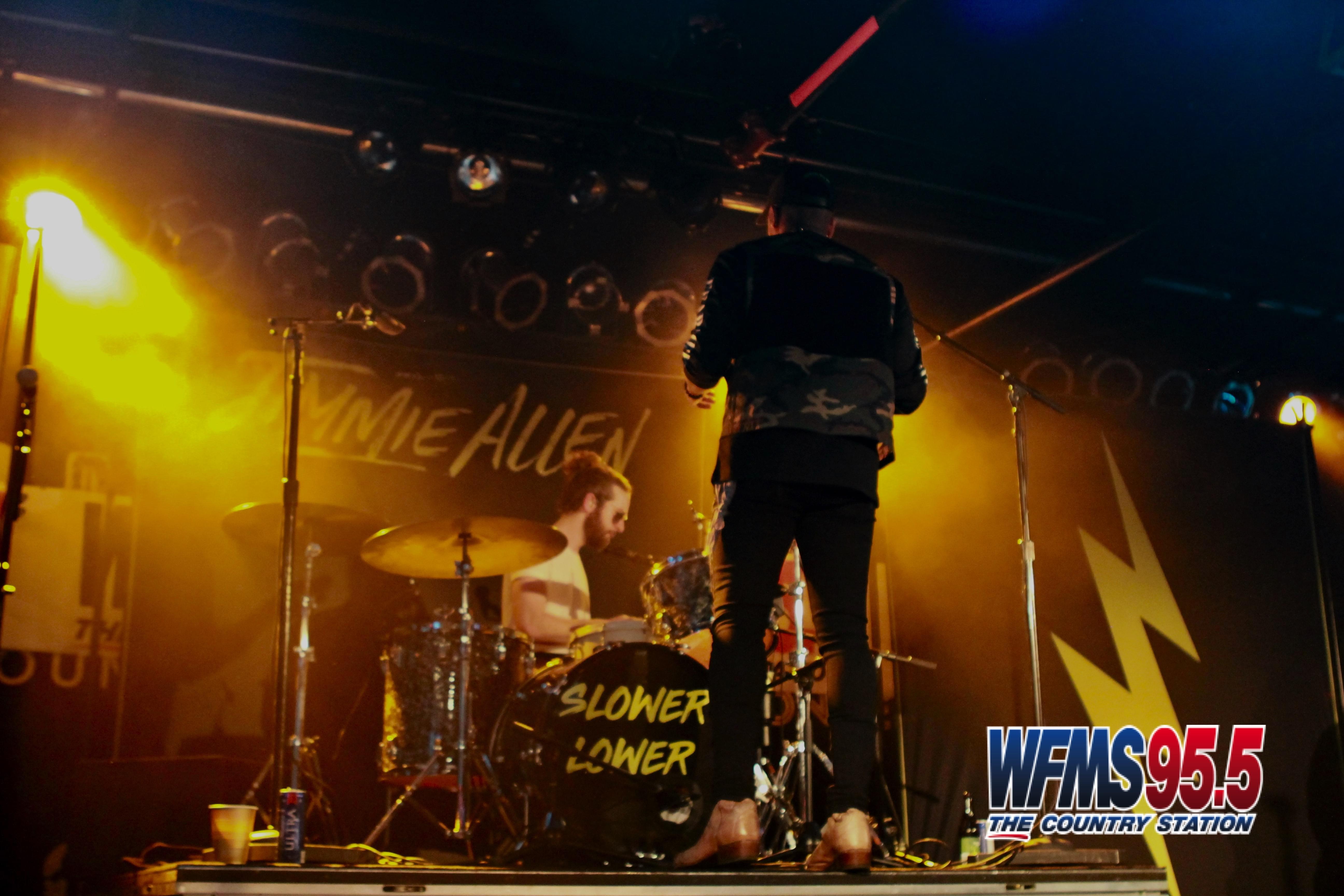 Jimmie Allen Meet & Greet Photos