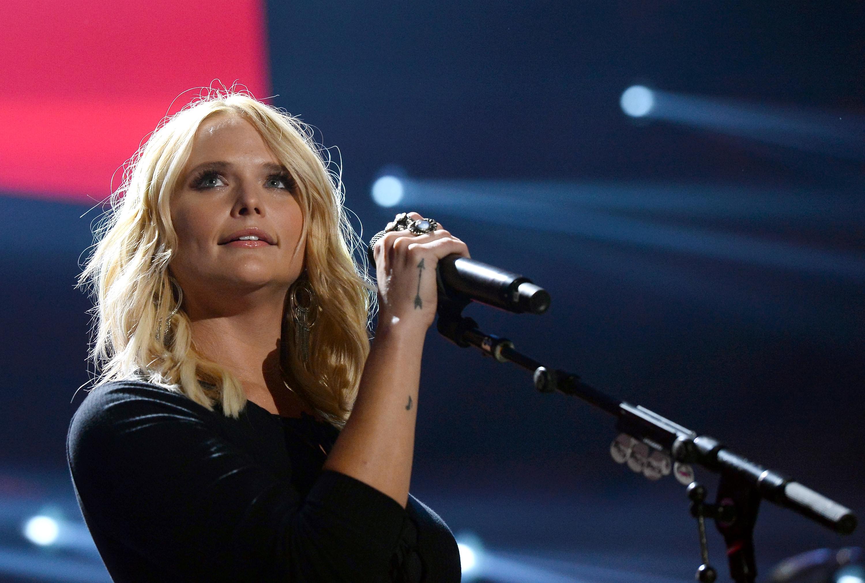 Miranda Lambert Throws Shade At Blake Shelton During ACM Awards Peformance