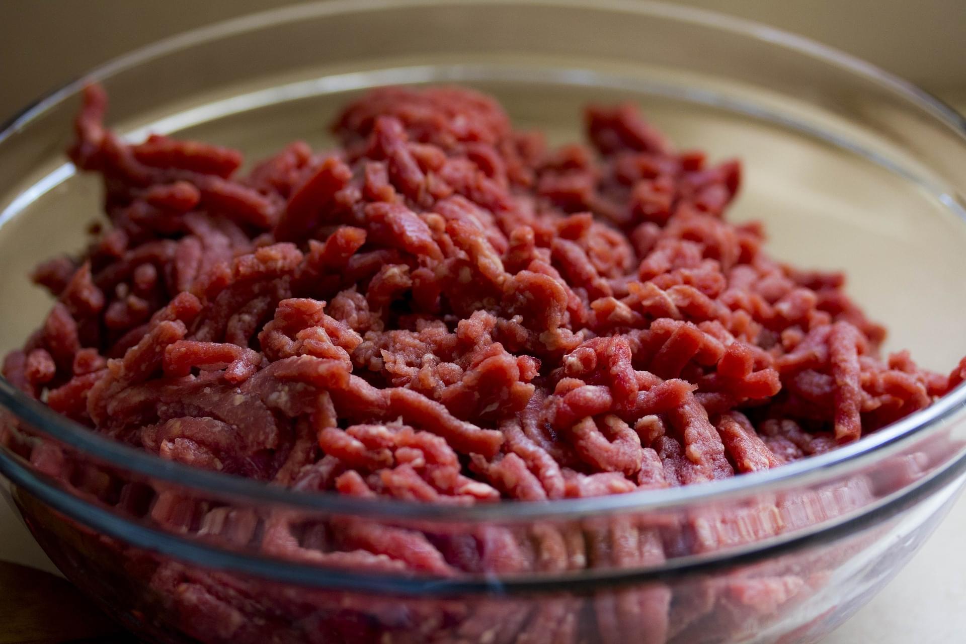 Meijer Ground Beef