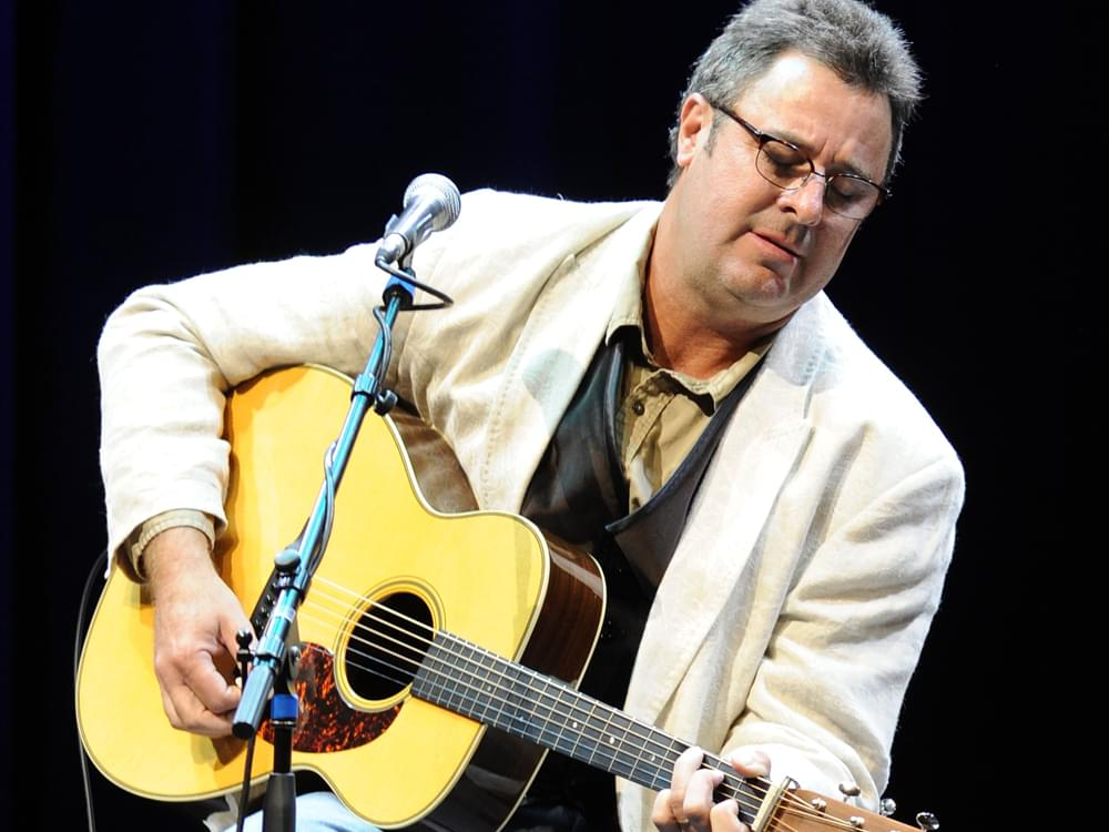 """Vince Gill to Release New Album, """"Okie,"""" on Aug. 23 + Listen to Sentimental New Song, """"A Letter to My Mama"""""""