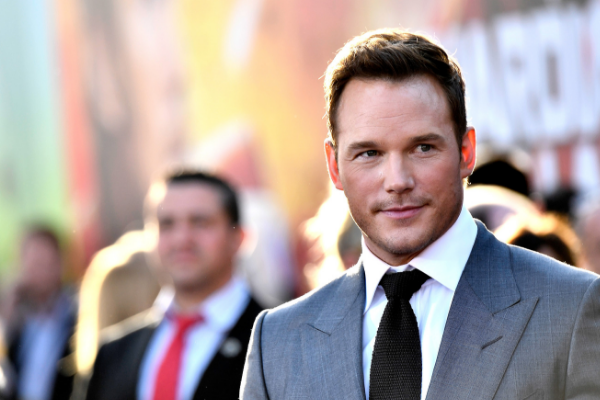 Chris Pratt Shares First Photo From Wedding To Katherine Schwarzenegger [PHOTO]