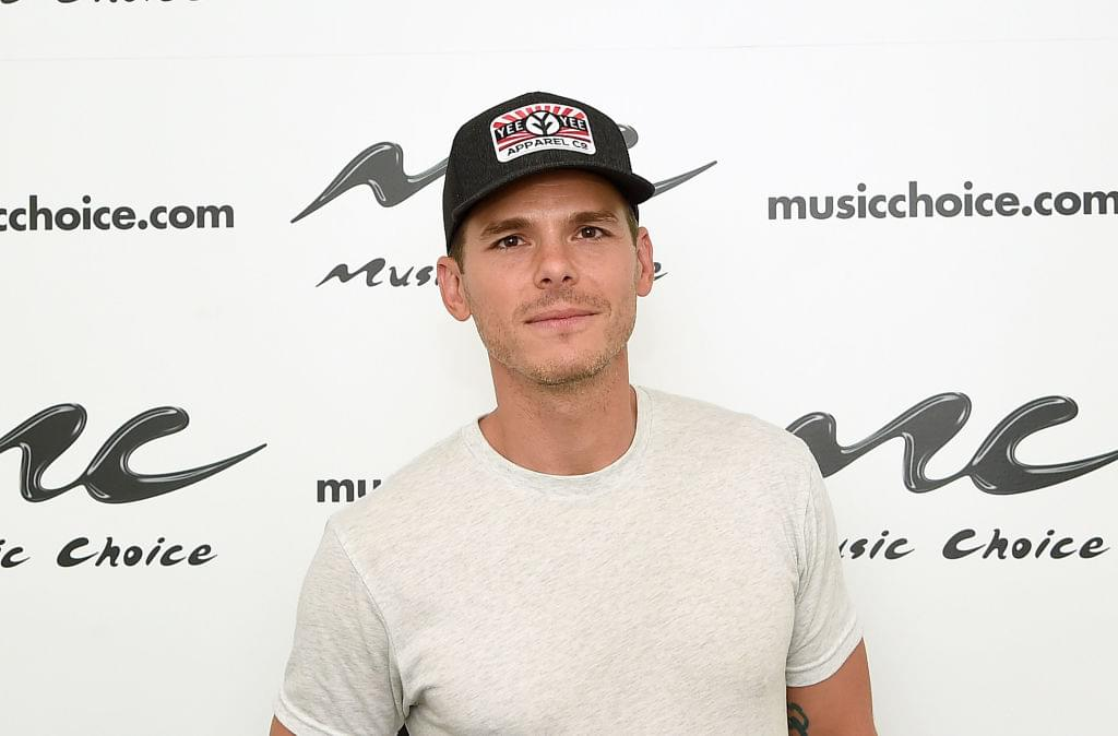 Granger Smith Returns To The Stage, Debuts New Tattoo In Memory Of His Son River [PHOTOS]