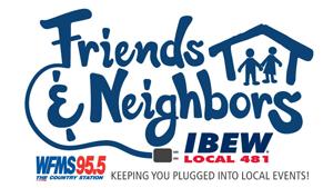 95.5 WFMS & IBEW 481 Friends & Neighbors