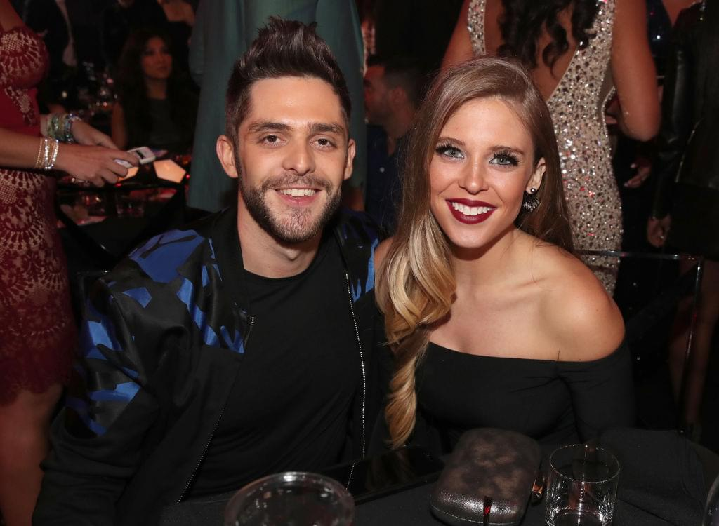 Thomas Rhett And Wife Lauren Expecting Third Child And It's A…