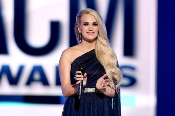 Carrie Underwood Teases New Sunday Night Football Theme [LISTEN]