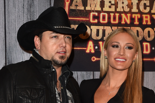 Brittany And Jason Aldean Want Your Help Naming Their New Puppy [PHOTO]