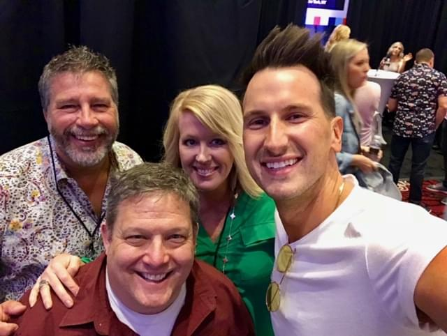 Russell Dickerson Makes a Surprising Admission