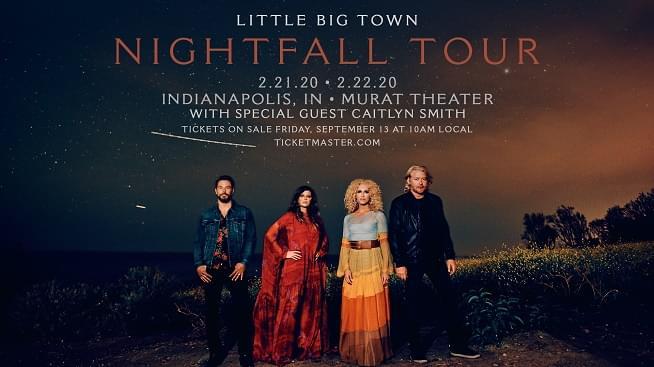 February 21 & 22 – Little Big Town