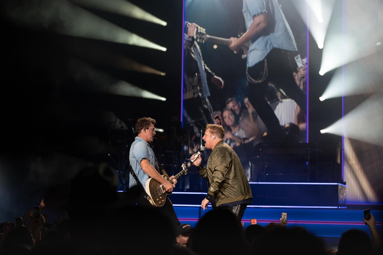 Rascal Flatts 9/14/19 @ Ruoff Home Mortgage Music Center