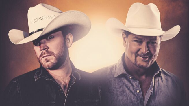 February 28 – Justin Moore & Tracy Lawrence