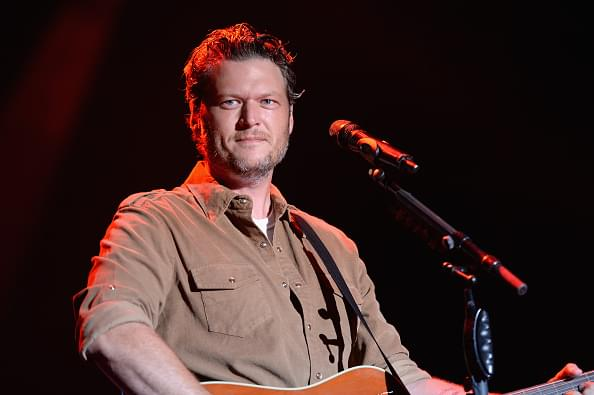Blake Shelton Is Producing A Hallmark Holiday Movie