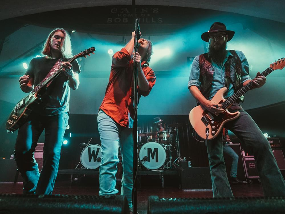 Whiskey Myers Reaches No. 1 on Billboard's Top Country Albums Chart, Jon Pardi No. 2, Sturgill Simpson No. 3