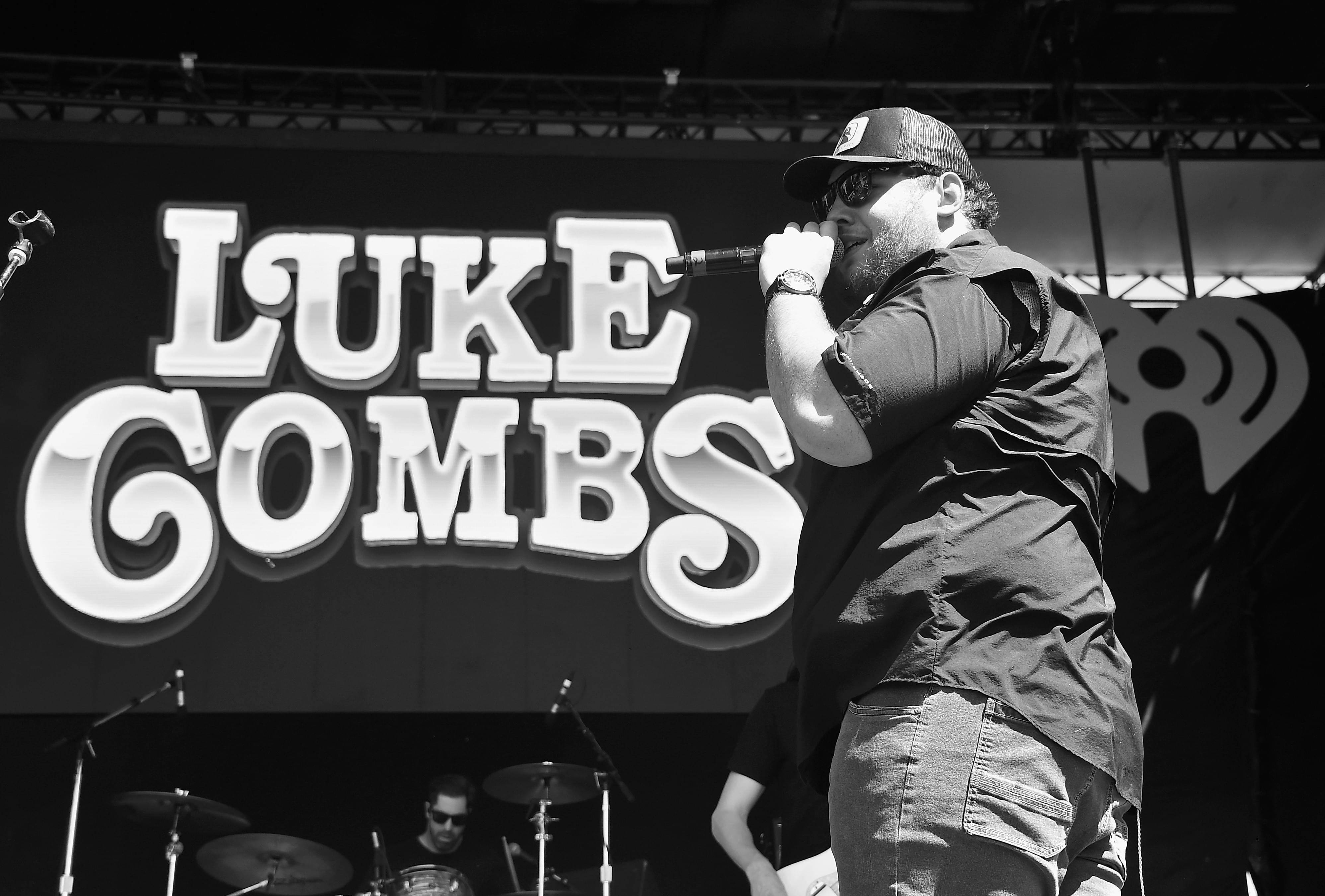 Luke Combs Ties Shania Twain For Most Weeks At Number One