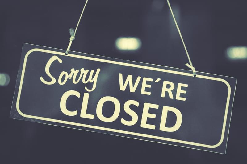Granite City closed