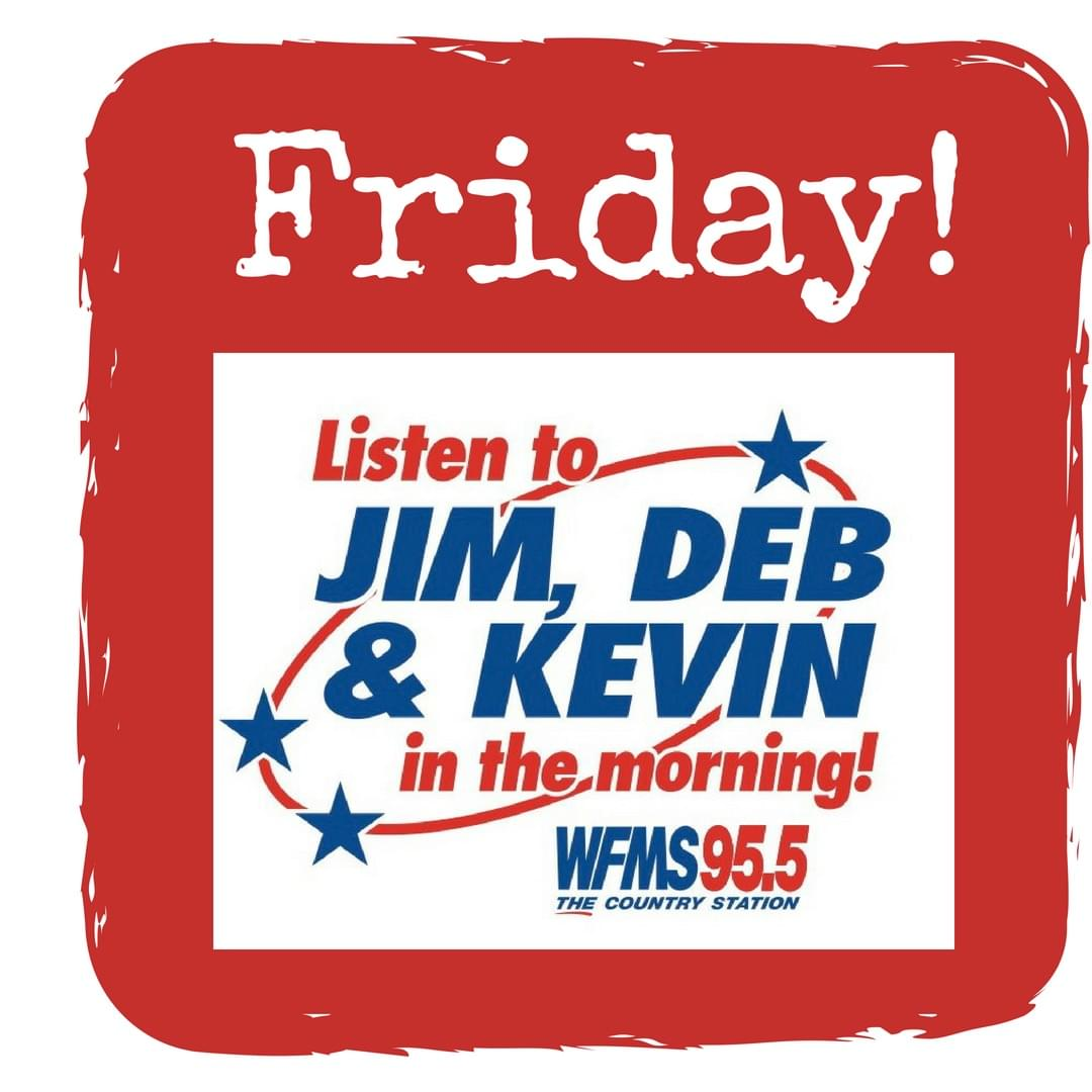 Jim Kicks Off Another Weekend with The Friday Song