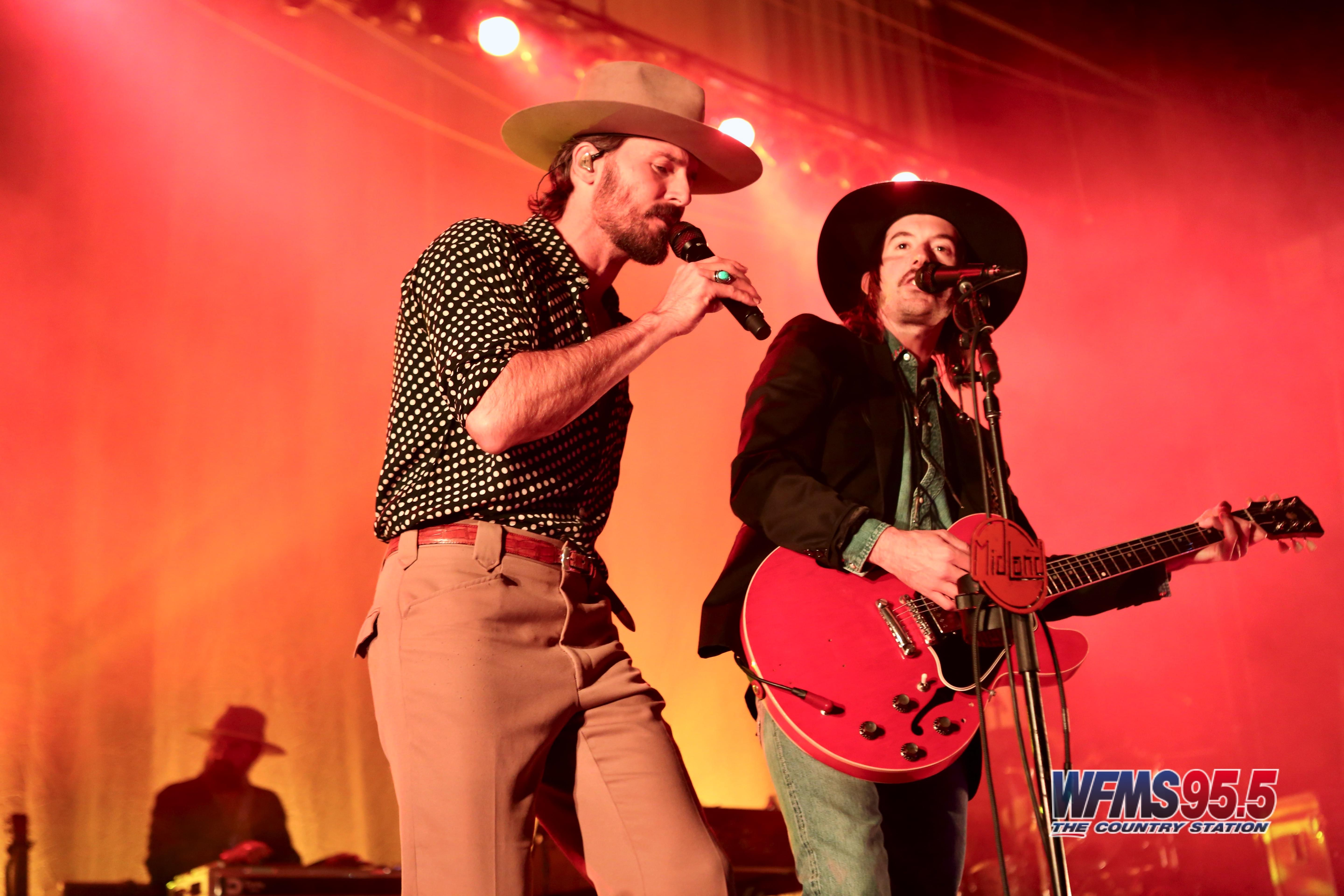 Photos From Midland At Old National Centre On November 8, 2019