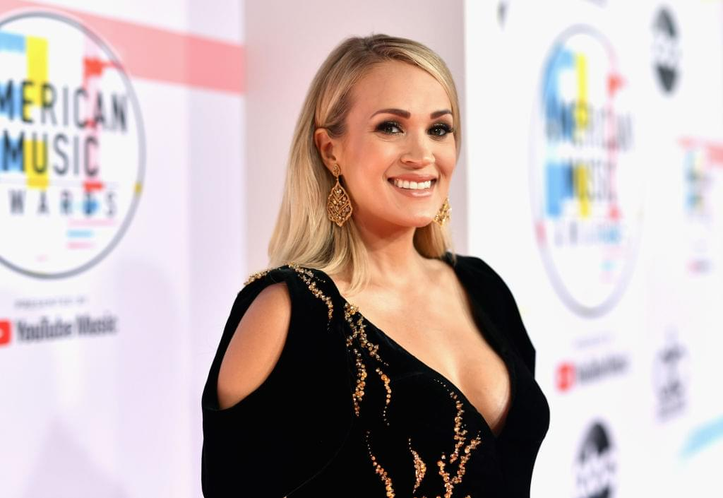 Carrie Underwood And Jimmy Kimmel Prank Unsuspecting Shoppers In Nashville [WATCH]