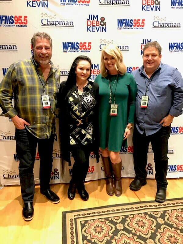 WE GOT TO HANG WITH COUNTRY MUSIC ROYALTY!