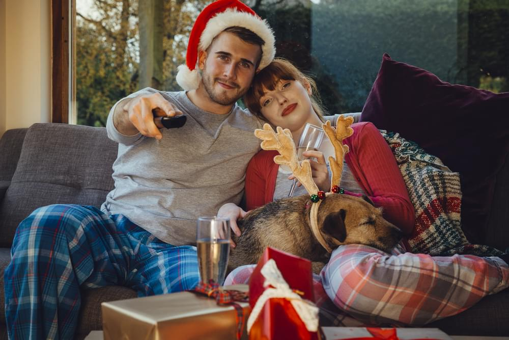 Get Paid $1,000 To Watch Hallmark Holiday Movies