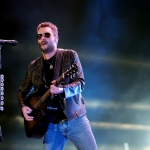 Eric Church Called Out Garth Brooks During A Recent Concert