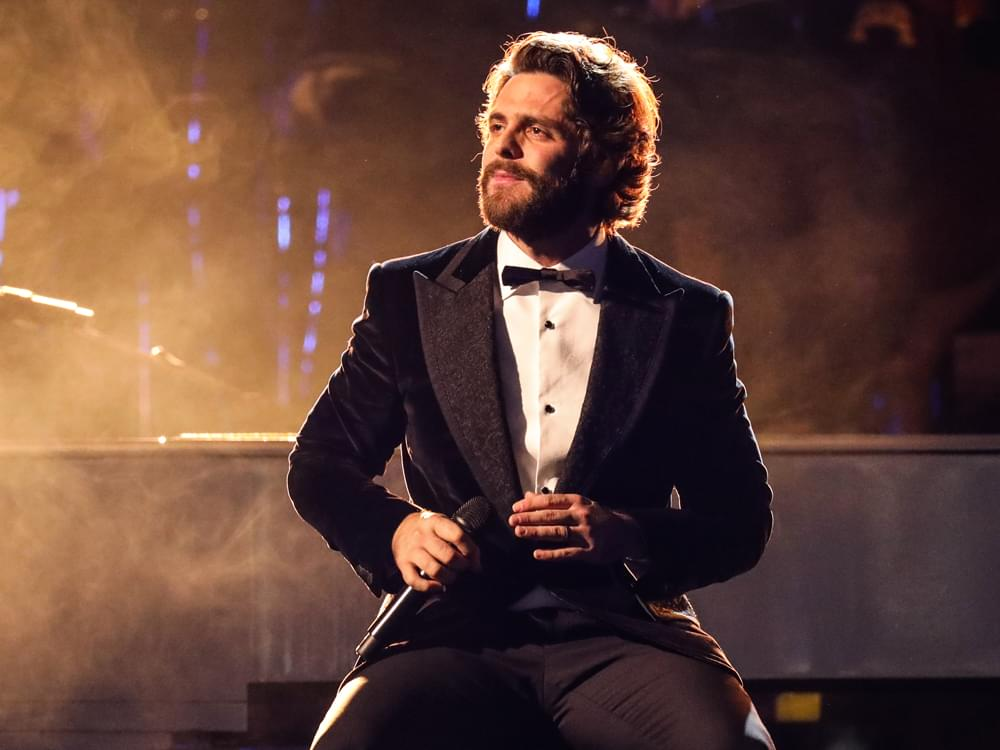 "Thomas Rhett Drops 2 Holiday Tunes, ""The Christmas Song"" & ""Christmas in the Country"" [Listen]"
