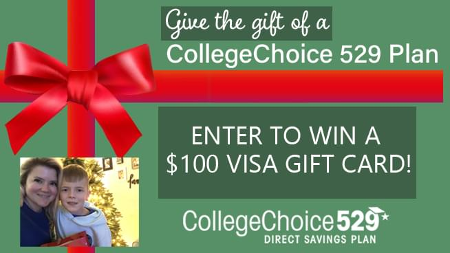 CollegeChoice 529 December 2019 Sweepstakes