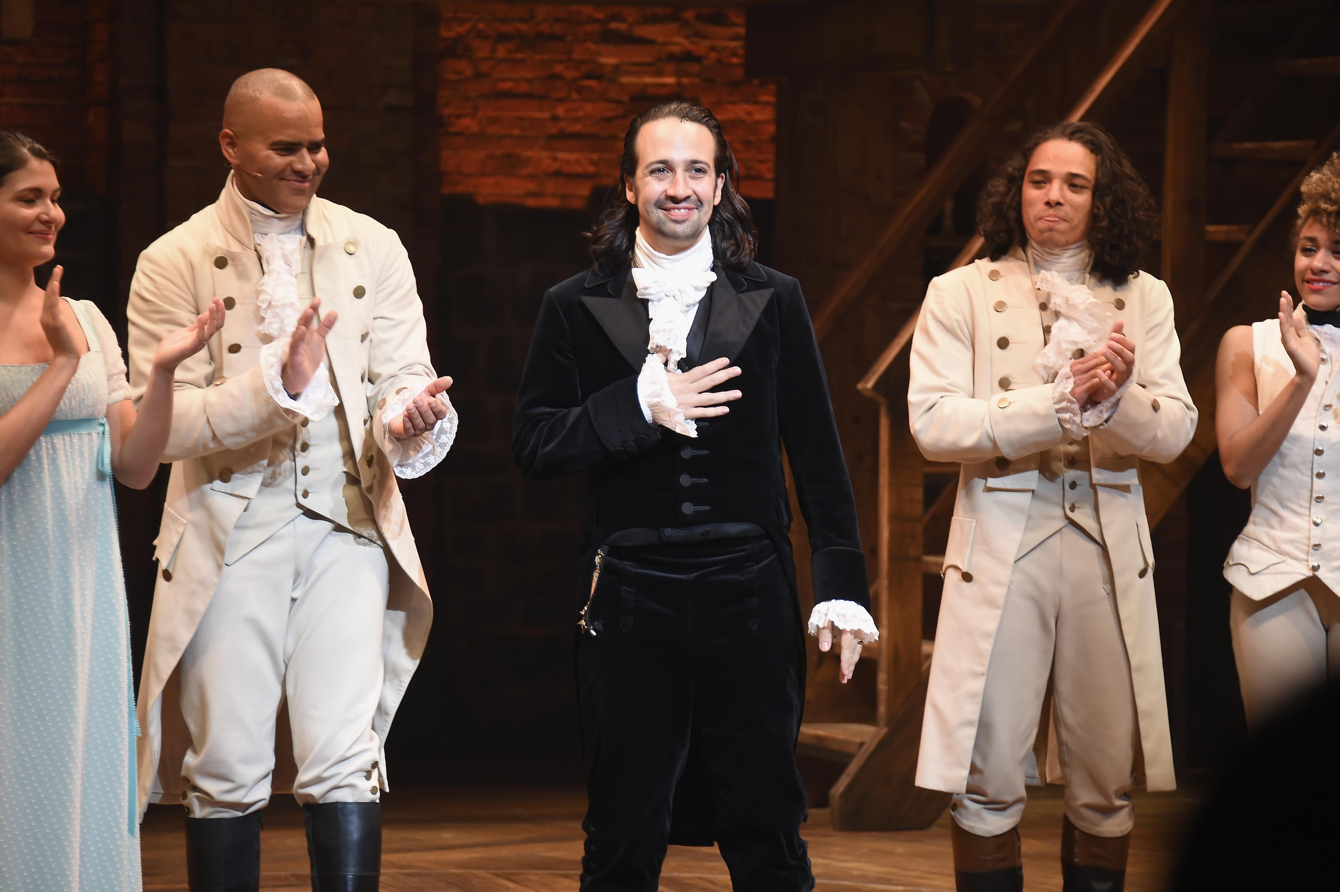 Hamilton Comes To Indianapolis This Month And You Could Get $10 Tickets